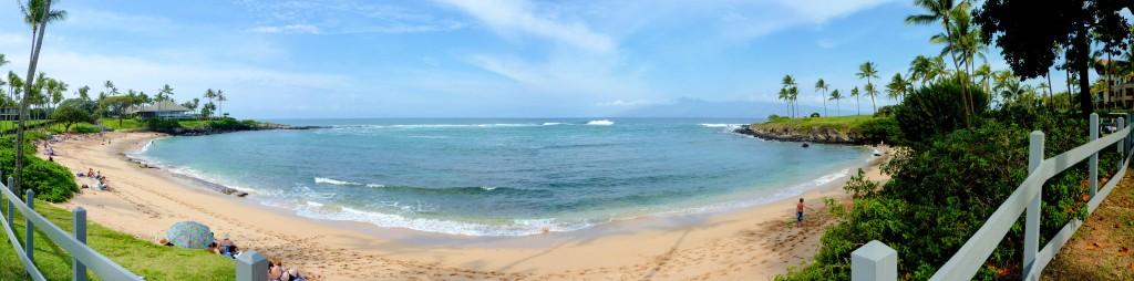 Kapalua Bay panoramic - Copy