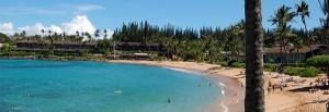 Napili Bay, snorkeling Beach in Maui